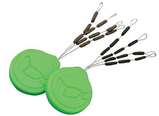 Korda NEW Carp Fishing Tungsten Hooklink Sinkers *All Colours And Sizes*