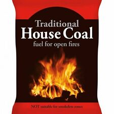 HOUSE COAL DOUBLES - PRE PACKED / 10KG AND 20KG / NON SMOKELESS