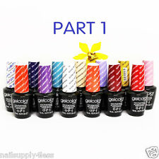 OPI GelColor Part 1 * All New Colour Soak-Off Gel Lacquer Nail Polish Collection