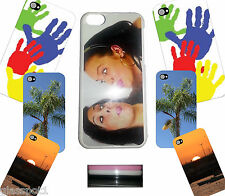 PERSONALISED CUSTOM PHOTO & TEXT PRINTED Phone Case Cover for iPhone 5C