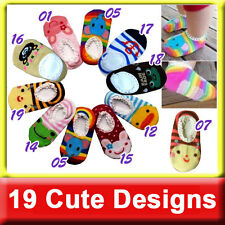 Cool Unisex Baby Toddler Anti-Slip Socks/Shoes/Slippers