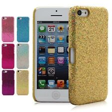 Luxury Glitter Bling Matte Hard Chrome Case Cover Protector For Apple iPhone 5C