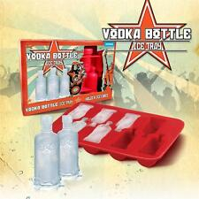 Vodka Bottle Ice Tray - Chocolate Jelly Shot Silicone Mould
