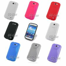 S Line Gel TPU Silicone Case Skin Cover for Samsung Galaxy Express GT- i8730