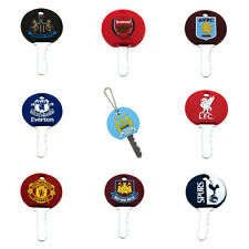 OFFICIAL FOOTBALL CLUB RUBBER DOOR KEY CAP COVER GIFT SOCCER FAN VARIOUS TEAM