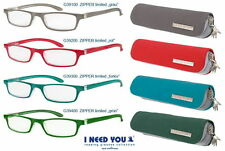ZIPPER LimitedI NEED YOU Lesehilfe Lesebrille +1,00;+1,50;+2,00;+2,50;+3,00 !!!