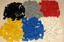 LEGO LOTS OF 50 1 X 4 DOT TECHNIC BRICKS WITH HOLES BLOCKS YOU PICK WHAT COLORS