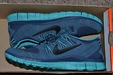 uk availability 60784 77e3d NIKE MENS FREE 5.0 EXT 580530 431 Squadron Blue Men s SZ 10 Running Shoes
