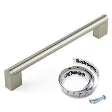 Boss Bar Kitchen Furniture Handle Bedroom cupboard door handles Stainless Steel