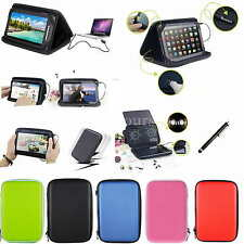 "Colorful Speaker Sounder Case+Stylus For 9"" Hipstreet Electra 2/FLARE 2 Tablet"
