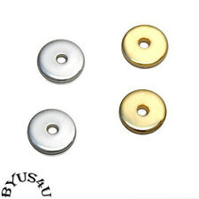 HEISHI BEADS SPACER RONDELLE SMOOTH 100pc FREE SHIPPING