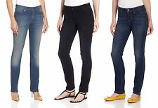 Levis Mid-Rise Skinny Jeans Womens Flatters & Flaunts Slim Fit Stretch Denim