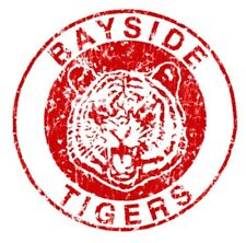 Bayside Tigers T-shirt Saved By The Bell TV Show S-3XL