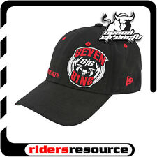 Speed & Strength Seven Sins Baseball Cap New Era Hat Black