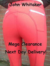 John Whitaker Tape Ladies & Young Rider Self Seat Breeches 1/2 Price Mega Sale!