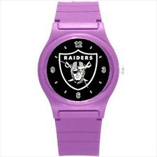 Oakland Raiders Football - Sports Watch (Choose from 6 Colors) - CC5163
