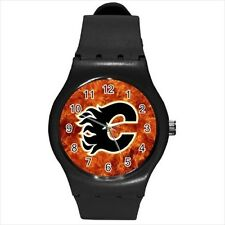 Calgary Flames Hockey - Sports Watch (Choose from 6 Colors) - DD5111