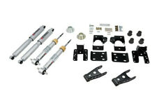 Belltech 07-13 Silverado 2/4 Drop w/SP Shocks Lowering Kit 646SP