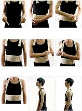 Posture Correction Shoulder Waist Chest Body Back Support Brace Belt Pain Relief