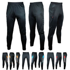 Men's Sport Gym Athletic Soccer Training Basketball Sweat Skinny Pants Trousers