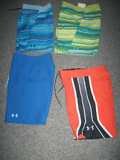 UNDER ARMOUR Men's Board Short, Many Colors&Sizes, Polyester/Elastane,NWT