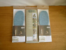 3 Pairs Bekina Wellington Boot Insoles Select a Size 4/5/7/8/9/10/11/12/13 £4.95
