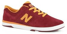 MENS NEW BALANCE NUMERIC STRATFORD 479 SKATEBOARDING SHOES PORT RED FLAME ORANGE