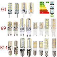 4/20x G4/G9 24/48/64 LED 3014 SMD Marine Capsule Replace Halogen Light Lamp Bulb