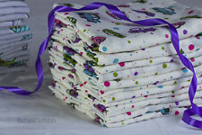 Baby Muslin Squares 100% Cotton