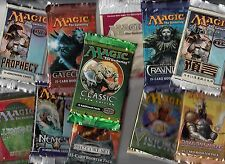 Magic the Gathering MTG**Booster Pack*Lot*You choose the Booster you want*OOP
