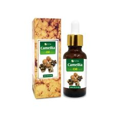 CAMELLIA OIL 100% NATURAL PURE UNDILUTED UNCUT CARRIER OIL 5ML TO 100ML