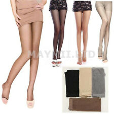 Women Lady Girl Open Toe Thin Transparent Thigh High Pantyhose Tights New Hot OV