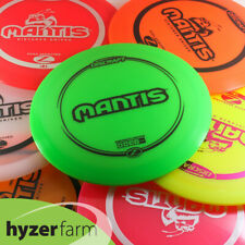 Discraft ELITE Z MANTIS  *pick a weight & color*  disc golf driver   Hyzer Farm