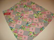 NWT Gymboree Flower Garden Patchwork Skirt for Mom Sz 10 or 12