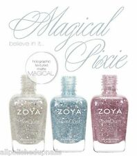 Zoya Toxin Free Nail Polish  ✿✿✿ PIXIE DUST MAGAICAL Collection 1 x Polish  ✿✿✿
