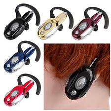 New Hot Universal Handsfree Earphone Wireless Bluetooth Headset for Cell Phone
