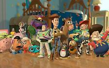 TOY STORY 3  WALL ART POSTER FOR KIDS ROOM A4 / A3 LEM01- BUY 2 GET 1 FREE!