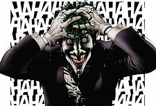 BATMAN JOKER KILLING JOKE WALL ART POSTER A4 / A3 BJK01- BUY 2 GET 1 FREE!