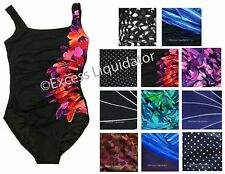 NEW KIRKLAND SIGNATURE BY MIRACLESUIT ONE PIECE SWIMSUIT VARIETY MIRACLE SLIMMER