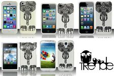 The Charming Elephant Case / Phone Cover Exclusively by Trende + Free Gift Box