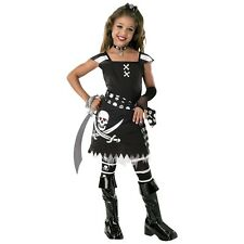Pirate Costume for Girls Kids Halloween Fancy Dress