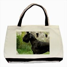 Giant Schnauzer Dog - Tote or Recycle Bags (9 Options) -TU4361