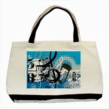 Music Composition Design - Tote or Recycle Bags (9 Options) -TU4556