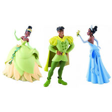 Bullyland Disney Princess & the Frog Figures- Choice of 3 (One Supplied)