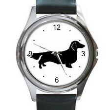 Long Haired Dachshund Dog - Watch (Choose from 9 Watches) -AA4626