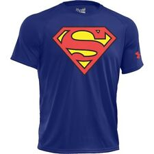 ** SUPERMAN ** Under Armour Men's Alter Ego Loose Fit T-Shirt All Sizes