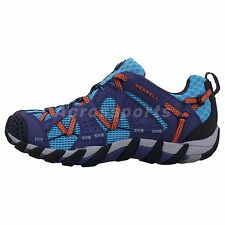 Merrell Waterpro Maipo Blue Orange Vibram 2014 Mens Outdoors Water Shoes