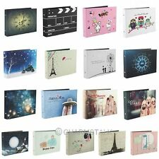 NEW Mix 10Inch Collection Photo Record Album DIY Black Card Type Lover Handmade