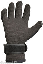 Akona ArmorTex Gloves Scuba Diving Snorkeling 5mm AKNG158K All Sizes