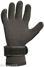 Akona ArmorTex Gloves Scuba Diving Snorkeling 3.5mm AKNG138K All Sizes